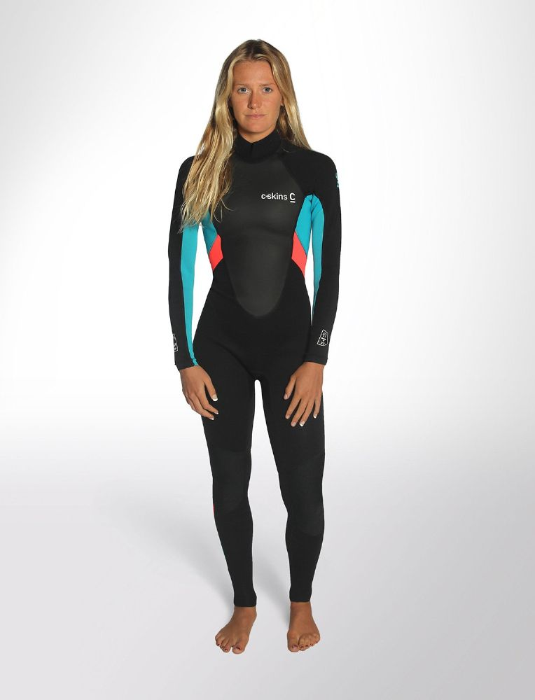 C-Skins Element 3/2 mm Women's Summer Wetsuit